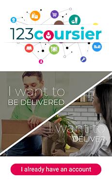 Application mobile de livraison collaborative Android & iOS